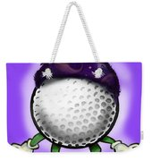 Golf Wizard Weekender Tote Bag