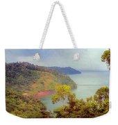 Golfo Dulce Costa Rica Weekender Tote Bag