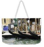 Gondola Pier Weekender Tote Bag