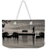 Gone Fishin' Weekender Tote Bag