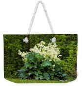 Gone To Flower Weekender Tote Bag