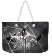 Gone To Seed Berries And Vines Weekender Tote Bag