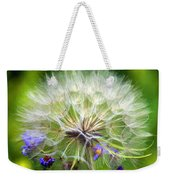 Gone To Seed Weekender Tote Bag