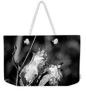 Gone To Seed Milkweed 2 Weekender Tote Bag