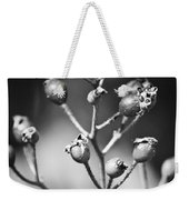 Gone To Seed Rose Hips Weekender Tote Bag
