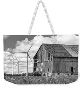 Gone With The Wind 3 Bw Weekender Tote Bag