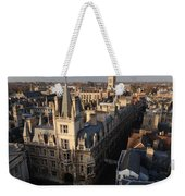 Gonville And Caius College Weekender Tote Bag