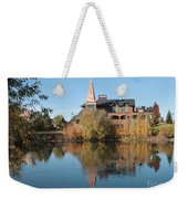 Gonzaga Art Building Weekender Tote Bag