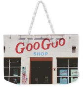 Goo Goo Shop- Photography By Linda Woods Weekender Tote Bag