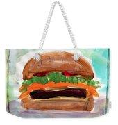 Good Burger Weekender Tote Bag