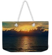 Good Day New Day Weekender Tote Bag
