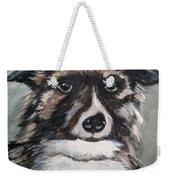 Good Dog By Christine Lites Weekender Tote Bag