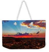 Good Evening Arizona Weekender Tote Bag