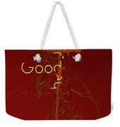 Good Friday Weekender Tote Bag