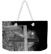 Good  Friday  In  Black  And  White Weekender Tote Bag