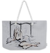 Good Girl Weekender Tote Bag