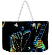 Good Guitar Vibrations Weekender Tote Bag