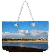 Good Harbor Serenity Weekender Tote Bag