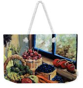 Good Harvest Weekender Tote Bag