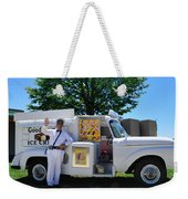 Good Humor Man Weekender Tote Bag