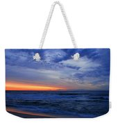 Good Morning - Jersey Shore Weekender Tote Bag