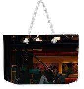 Good Morning America Commercial Break Weekender Tote Bag