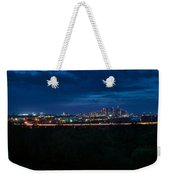 Good Morning Austin Weekender Tote Bag