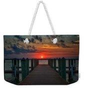 Good Morning Fort Myers Weekender Tote Bag