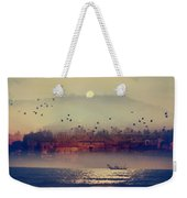 Good Morning Italy Weekender Tote Bag