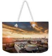 Good Morning  Munich Weekender Tote Bag