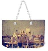 Good Morning Venice Weekender Tote Bag