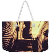 Good Neighbors  Weekender Tote Bag by Bob Orsillo