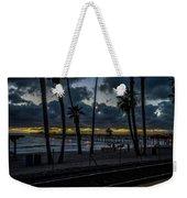 Good Night San Clamente Pier 2 Weekender Tote Bag
