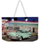 Good Ole Days Weekender Tote Bag