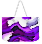 Good Vibrations Weekender Tote Bag