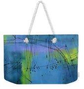 Good Vibrations Three Weekender Tote Bag
