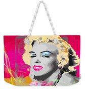 Goodbye Norma Jean  Weekender Tote Bag