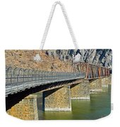 Goodloe E. Byron Memorial Footbridge Weekender Tote Bag