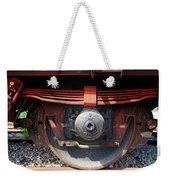 Goods Wagon Wheel Weekender Tote Bag