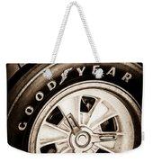 Goodyear Tire -0250s Weekender Tote Bag