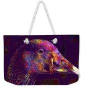 Goose Bird Animal Nature Outdoor  Weekender Tote Bag