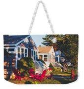 Goose Creek Beach Cottages Weekender Tote Bag