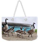 Goose Crossing Mayville Park Weekender Tote Bag
