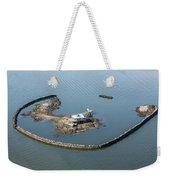 Goose Island Close Weekender Tote Bag