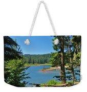 Goose Lake Weekender Tote Bag