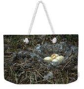 Goose Nest Weekender Tote Bag