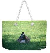 Goose3 Weekender Tote Bag
