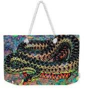 Gopher Snake Weekender Tote Bag