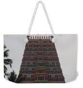 Gopuram Weekender Tote Bag