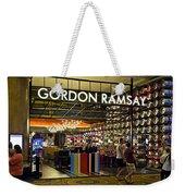 Gordon Ramsay Weekender Tote Bag